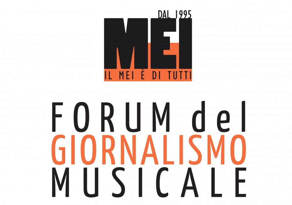 """Ritorna il """"Forum del giornalismo musicale"""" il 5 e 6 ottobre, al MEI di Faenza."""